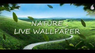 Nature Live Wallpaper YouTube video
