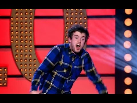 Jack Whitehall on boys' and girls' holidays - Live at the Apollo - Series 7 - BBC Comedy Greats