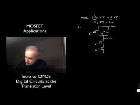 Video How to design a NAND logic gate at the transistor level download in MP3, 3GP, MP4, WEBM, AVI, FLV January 2017