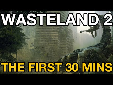 minutes - Wasteland 2 Gameplay: Jim takes Bratt on a tour through the first half hour of Wasteland 2, explaining what it's about and how the combat works. Like and share to help grow the channel. ▻SUBSCR...