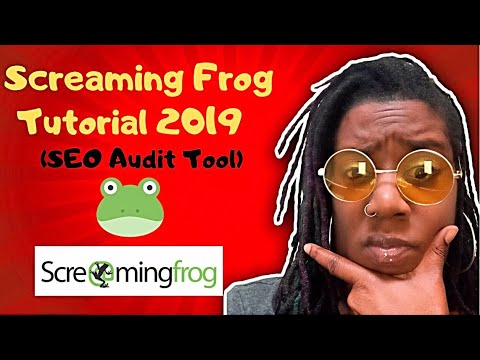 Screaming Frog Tutorial 2019 🐸 [SEO Audit Tool]