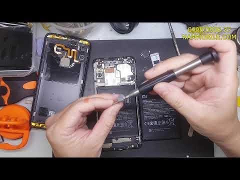 Thay pin Xiaomi Redmi Note 6 Pro BN48 Giá rẻ lấy liền