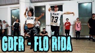 GDFR - FLO RIDA Dance Video | @MattSteffanina Choreography (Matt Steffanina)