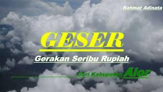 GESER : Gerakan Seribu Rupiah Dari Pulau Alor,NTT