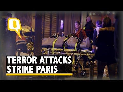 Over 120 Killed in Paris Terror Attacks, 8 Attackers Shot Dead