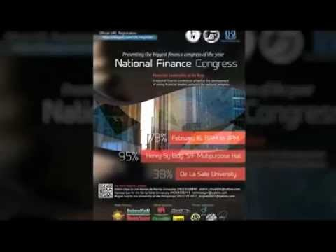 2013 National Finance Congress Promotional Video