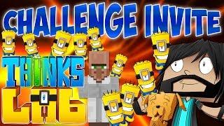 Minecraft Mods : Think's Lab Short - Minion Challenge From Dr. Trayaurus!