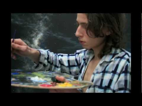 Incredible Time Lapse Painting - I Paint