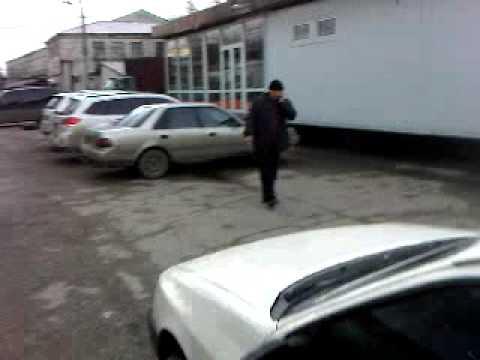 Ищу свидетелей  происшествия, Симферополь 09.12.2013 (Запись видеорегистратора)