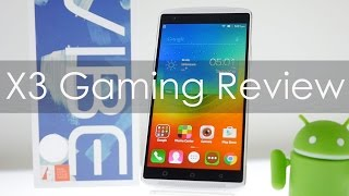 Lenovo Vibe X3 Gaming Review with Heavy Games