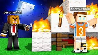 I PRANKED This Streamer On My Minecraft Server