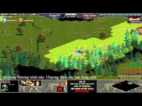 4vs4 | GameTV vs Liên Quân Ngày 30-07-2015 BLV: Tuấn Tiền Tỉ