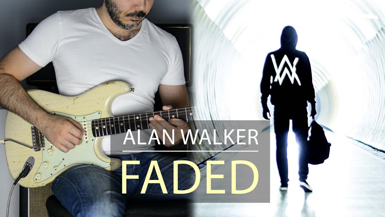 Alan Walker – Faded – Electric Guitar Cover by Kfir Ochaion