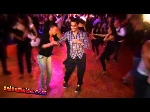 Kimberly Margarita | SOCIAL SALSA | Amsterdam International Salsa Congress 2011