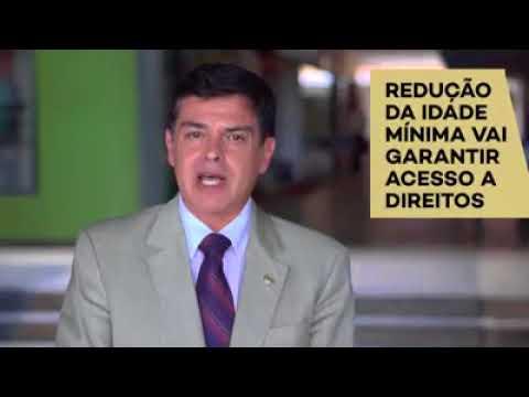 Dep.Eduardo Barbosa: projeto reduz idade para a pessoa com deficiência ser considerada idosa