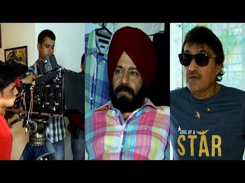 On Location of Anup Jalota's Film