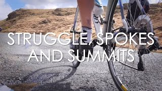 Kendal Mountain Festival - Struggle, Spokes & Summits