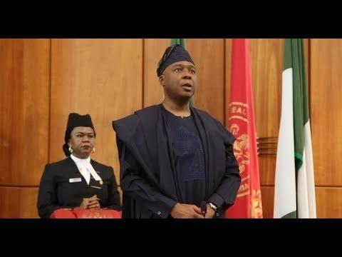 Senators angry Buhari didn't consult them before approving $1bn security fund - Saraki