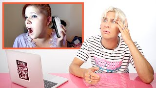 Video Hairdresser Reacts to DIY Haircut Fails and Freakouts MP3, 3GP, MP4, WEBM, AVI, FLV Agustus 2019