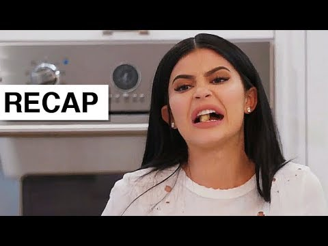 Kylie Jenner Tells Why She Got Fake Lips - Life Of Kylie Ep 7 Recap