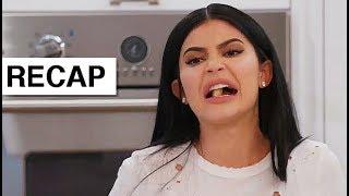Video Kylie Jenner Tells Why She Got Fake Lips - Life Of Kylie Ep 7 Recap MP3, 3GP, MP4, WEBM, AVI, FLV November 2017