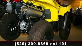 4. 2011 Suzuki KingQuad 500 AXi 4X4 -  - Tucson, AZ 85710