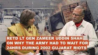 Video Retd Gen Zameer Uddin Shah on why army had to wait for 24hrs during 2002 Gujarat riots FULL VIDEO MP3, 3GP, MP4, WEBM, AVI, FLV Oktober 2018