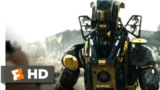 Nonton Elysium  2013    Bot Combat Scene  3 10    Movieclips Film Subtitle Indonesia Streaming Movie Download