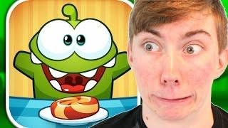 MY OM NOM (iPhone Gameplay Video)