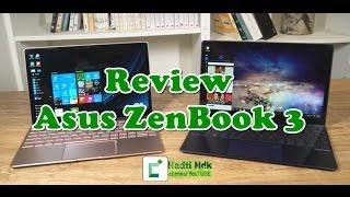 Review Asus ZenBook 3 : Asus mengeluarkan produk barunya yang di beri nama Asus ZenBook 3... Apa saja fitur - fitur dari Asus ZenBook 3 ? Simak Video yang satu ini....