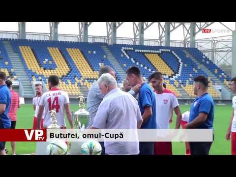 Butufei, omul-Cupă