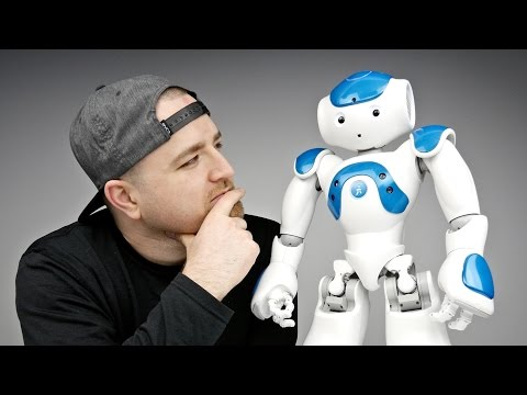 $8000 Robot Unboxing!