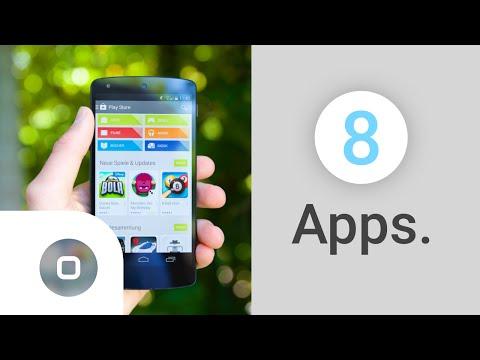 8 nützliche Android Apps!
