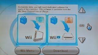 Video Nintendo Wii System Transfer to Wii U MP3, 3GP, MP4, WEBM, AVI, FLV Februari 2019