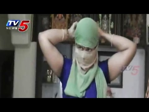 Ghouse Mohiuddin Followers Threat to Woman : TV5 News