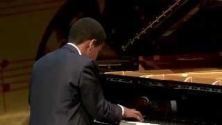 Johannes Asfaw (piano) - Nationale Finale Prinses Christina Concours 2015