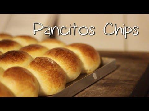 Receta Pancitos Chips - Fuego Loco (Cocina Fácil)