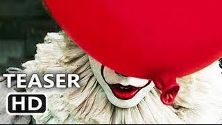 Official, Trailer, Movie, Film, Teaser, Clown, Horror, It, HD IT Official Teaser Trailer 2017 Clown, Horror Movie HD YouTube