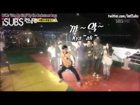 Funny and Sincere of Yoo Jae Suk Running Man Eps