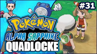 Pokémon AlphaSapphire Randomizer Quadlocke Part 31 | JUST CASTFORM ASIDE by Ace Trainer Liam
