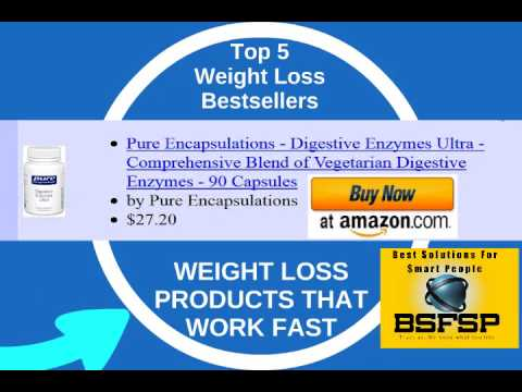Top 5 Digestive Enzymes Review Plus Prebiotics & Probiotics Or Weight Loss Products That Work Fast 0