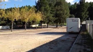 Serta Portugal  city photos gallery : Club Motorhome Aire Videos - Serta, Castelo Branco, Portugal
