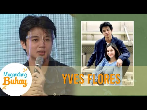 Yves' touching message for Barbie | Magandang Buhay