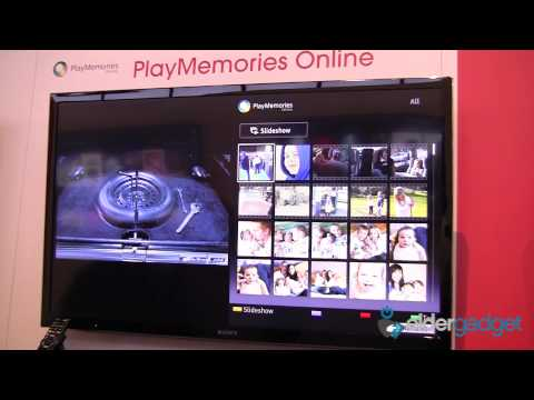 CES 2012 Video: Sony PlayMemories