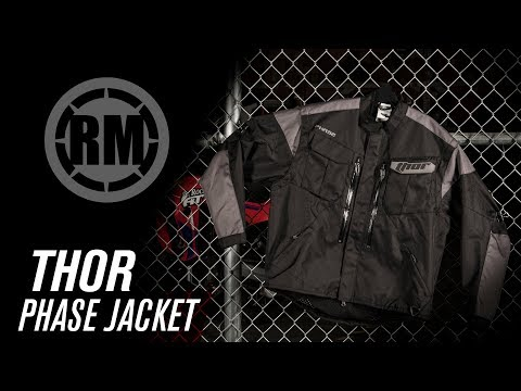 Thor Phase Off-Road Motorcycle Jacket