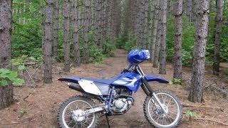 6. Yamaha TT-R 230   A Day of Riding