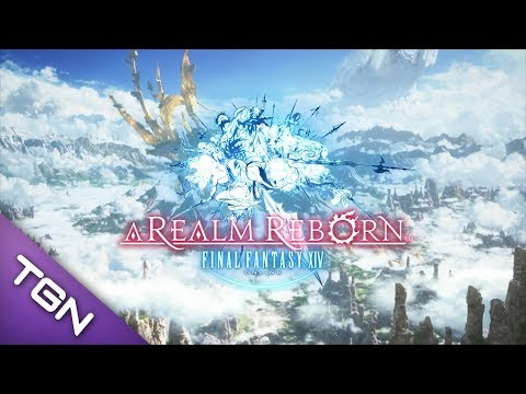 【21】 Final Fantasy XIV: A Realm Reborn 『Reaching Arcanist Level 20』