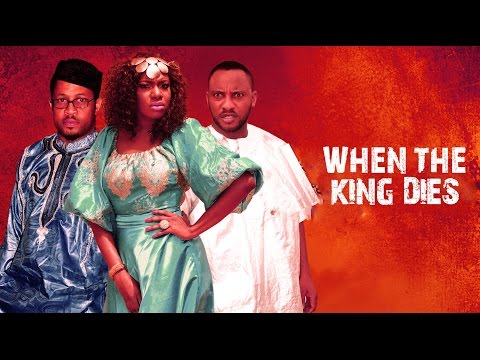 When The King Dies [Part 1] - Latest 2016 Nigerian Nollywood Traditional Movie English Full HD