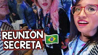 Video YOUTUBER PARTY IN BRAZIL!! Who Painted my clothes? 😨 ♡ Craftingeek Vlog MP3, 3GP, MP4, WEBM, AVI, FLV Maret 2018