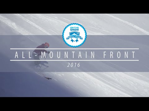 2015/2016 Editors' Choice Skis: Men's All-Mountain Front